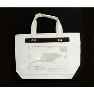 トートバッグ Rat Tote(79600)/カラー:ホワイト