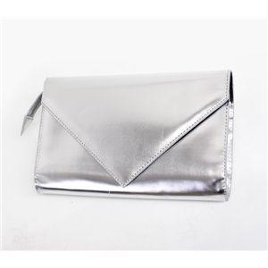 パンククラッチバッグ PUNK CLUTCH BAG(79582)/カラー:シルバー
