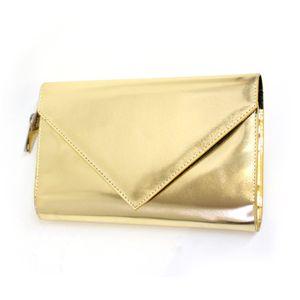 パンククラッチバッグ PUNK CLUTCH BAG(79583)/カラー:ゴールド