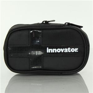 INNOVATOR(イノベーター) カラビナ付 ラージサイズ 小物入 ポーチ 31144 BLACK