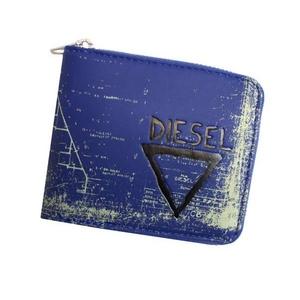 DIESEL(ディーゼル) 2つ折りファスナー財布 00XL63 PR003 H2622