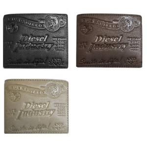 DIESEL(ディーゼル) 二つ折り財布 00XL82-PR507 ブラック(T8013)