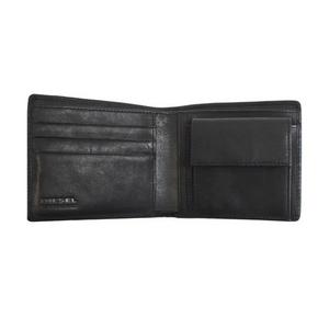 DIESEL(ディーゼル) 2つ折り財布 00XP32 PR822 ブラック (T8013)