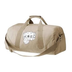MARC BY MARC JACOBS(マークバイマークジェイコブス) カーキ (196212) ダッフルバッグ ボストンバッグ