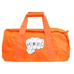 MARC BY MARC JACOBS(マークバイマークジェイコブス) Safety Orange 197427 ダッフルバッグ ボストンバッグ