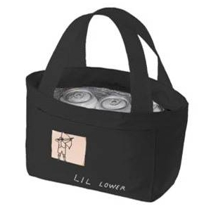 MARC BY MARC JACOBS(マークバイマークジェイコブス) Lil Lower Cooler Bag Black (196206) 2010年新作 クーラーバッグ