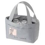 MARC BY MARC JACOBS(マークバイマークジェイコブス) Lil Lower Cooler Bag Grey (196205) 2010年新作 クーラーバッグ
