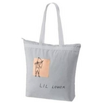 MARC BY MARC JACOBS(マークバイマークジェイコブス) Lil Lower Large Grey (196201) 2010年新作 ラージトートバッグ