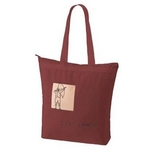 MARC BY MARC JACOBS(マークバイマークジェイコブス) Lil Lower Large Maroon (196200) 2010年新作 ラージトートバッグ