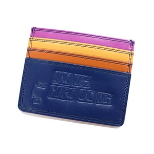 MARC BY MARC JACOBS(マークバイマークジェイコブス) 210299 カードケース パスケース Navy Multi