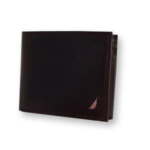 NAUTICA ノーティカ 6186-02 BR 2つ折り財布