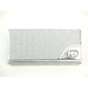 Gucci(グッチ) 181593 FI07G 8101 ダブルホック 長財布
