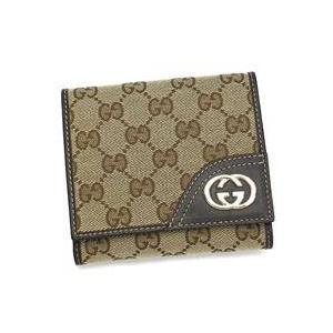 Gucci(グッチ) 181594 FFPAG 9643 2つ折り小銭入れ付き財布
