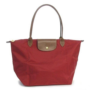 longchamp(ロンシャン) LE PLIAGE1899 SAC SHOPPING RED トートバッグ