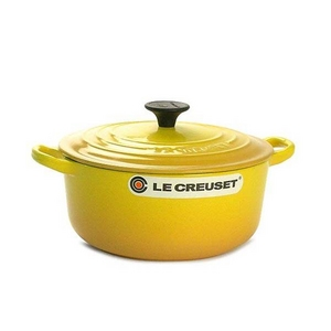 Le Creuset(ル・クルーゼ) ココットロンド 18cm 2501-18 YL