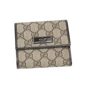 Gucci(グッチ) 190338 FP1KG 8552 2つ折り小銭入れ付き財布