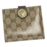 Gucci(グッチ) 190349 FT0FG 9643 Wホック財布