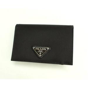 Prada(プラダ) 1M0504 TESSUTONERO 2つ折り財布(札入れなし)