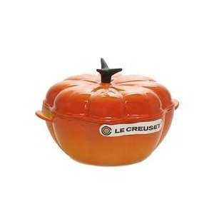 Le Creuset(ル・クルーゼ) 鍋(パン) ポチロンココットパンプキン 25038-02 ORANG