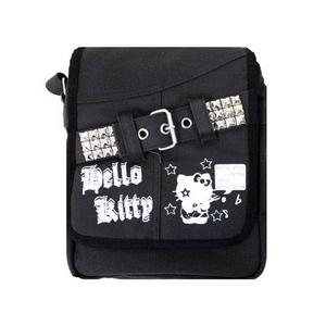 HELLO KITTY(ハローキティ) ショルダーバッグ 3240 BK 日本限定販売