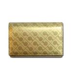 Gherardini(ゲラルディーニ) 33KBS12 2661 2つ折り財布 ゴールド