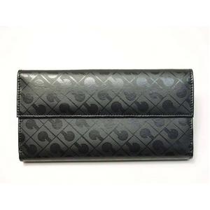 Gherardini(ゲラルディーニ) 33KBS18 0001 2つ折り長財布 ブラック