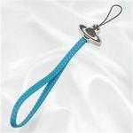 Vivienne Westwood(ヴィヴィアンウエストウッド) 4383 SMOKY BLUE 携帯ストラップ