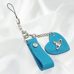 Vivienne Westwood(ヴィヴィアンウエストウッド) 4532 SMOKY BLUE 携帯ストラップ