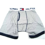 TOMMY HILFIGER(トミーヒルフィガー) U62512232 GREY/NAVY 004 アンダーウェア ブリーフ S GREY