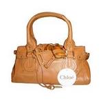 CHLOE(クロエ) 7ESA02-7E422-151 TAN パディントン ボストンバッグ