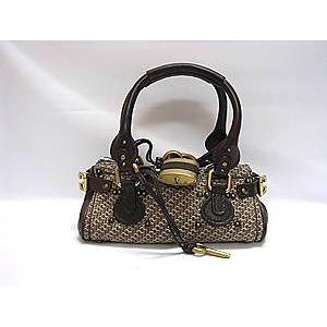 CHLOE(クロエ) 7ESA10-7E722-183 BOIS パディントン ハンドバッグ