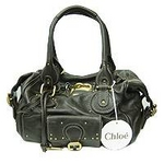 CHLOE(クロエ) 7ESA22-7E422-001 NOIR パディントン ハンドバッグ