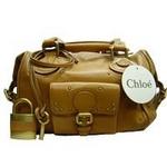 CHLOE(クロエ) 7ESA22-7E422-151 TAN パディントン ハンドバッグ