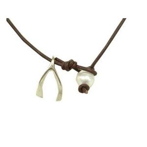 DOGEARED(ドギャード) 82N27P ネックレス シルバーカラー/ナチュラル