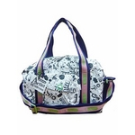 "LESPORTSAC(レスポートサック) Collection ""Artist in Residence Merjin Hos"" Runway Duffle 8752 3826 FREAK YEAH"