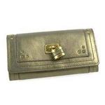 CHLOE(クロエ) 8E P041 BRONZ 長財布
