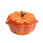 Le Creuset(ル・クルーゼ) 鍋(パン) ミニベジタブルミニ・パンプキン9100950011 ORANG