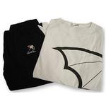 Arnold Palmer(アーノルドパーマー) APJ-03 Tシャツ上下セット オレンジ×カーキ L