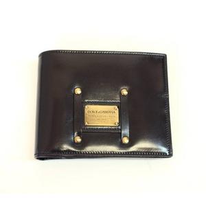 Dolce&Gabbana(ドルチェ&ガッバーナ) BP0457 A3194 80999 2つ折り財布小銭入付き
