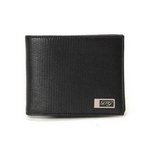 Dolce&Gabbana(ドルチェ&ガッバーナ) BP0457 A5485 80999 2つ折り財布小銭入付き