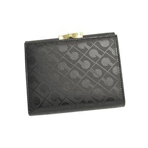 Gherardini(ゲラルディーニ) BS15 BKSOFTY BASIC00001 ガマグチ財布