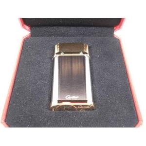 Cartier(カルティエ) CA120147 ガスライター シルバーxゴールド