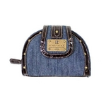 clear crea(クリアクレア) POUCH(ポーチ) CGOS-065-91-12 BLUE