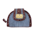 clear crea(クリアクレア) POUCH(ポーチ) CGOS-065-91-12 L.BLUE