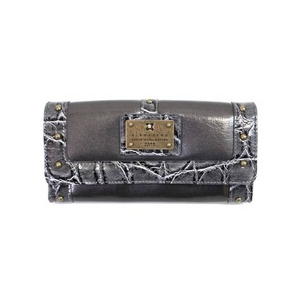 clear crea(クリアクレア) FOLDED WALLET(財布) CGOS-065-91-16 GRAY