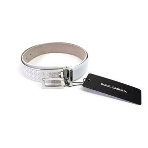 Dolce&Gabbana(ドルチェ&ガッバーナ) BC2528-A3593-80001 ベルト 85cm