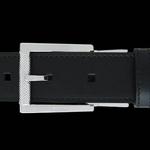 Gucci(グッチ) BE-GUC-A0017-0018114974-A399R ベルト ブラック×ブラウン/シルバー BKxBR/Silver