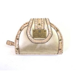 clear crea(クリアクレア) POUCH(ポーチ) CGOS-065-91-18 BEIGE