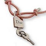 Christian Dior(クリスチャン ディオール) D13507 PK キーロックブレスレット