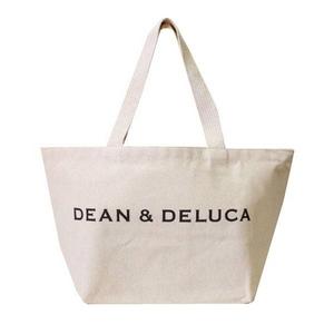 DEAN&DELUCA(ディーンアンドデルーカ) ランチトートバッグ スモール コットン 171045